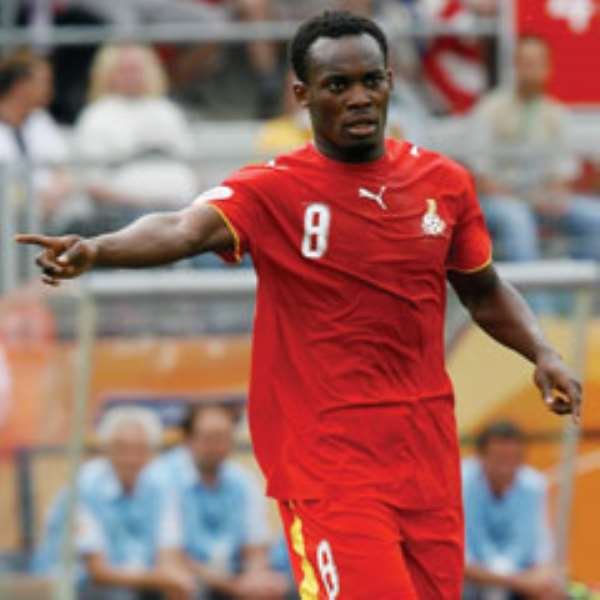 IT 'LL BE FIRE 4 FIRE…Essien vows to deliver Nations Cup for Ghana